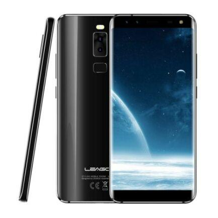 LEAGOO S8 4G okostelefon - Fekete