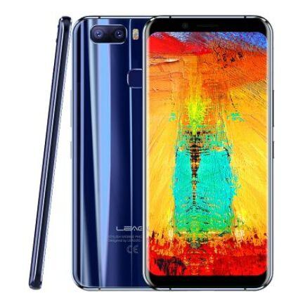 EU ECO Raktár - LEAGOO S8 Pro 4G okostelefon (HK) - Kék