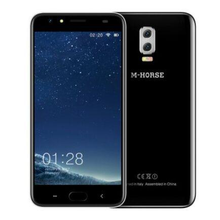 EU ECO Raktár - M - HORSE Power 2 4G okostelefon (CN) - Fekete
