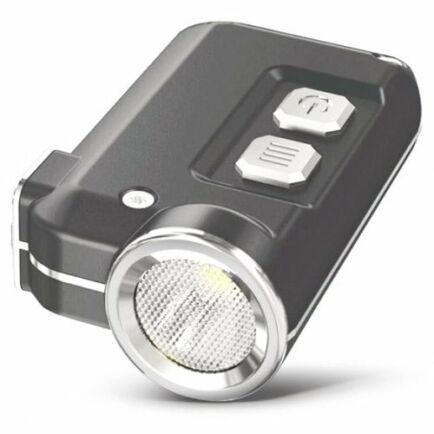 Nitecore TINI CREE XP - G2 S3 LED Kulcstartó Zseblámpával - Szürke