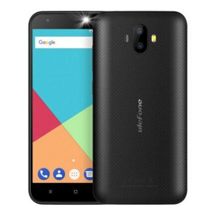 EU ECO Raktár - Ulefone S7 3G okostelefon (HK) - Fekete