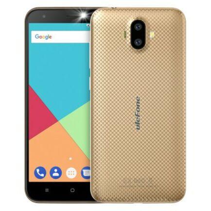 EU ECO Raktár - Ulefone S7 3G okostelefon (HK) - Arany