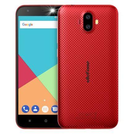 EU ECO Raktár - Ulefone S7 3G okostelefon (HK) - Piros