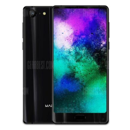 EU ECO Raktár - MAZE Alpha X 4G okostelefon (HK2) - 128GB - Fekete