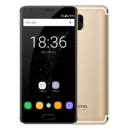 EU ECO Raktár - OUKITEL K8000 4G okostelefon (HK) - Arany