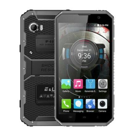 EU ECO Raktár - EL W9 4G okostelefon (HK) - Szürke