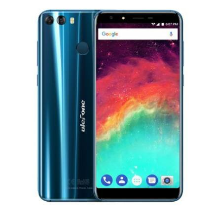 EU ECO Raktár - Ulefone Mix 2 4G okostelefon (HK) - Kék