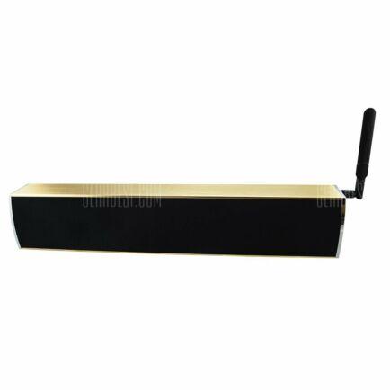 Mecool KS2 DVB T / T2 Android 5.1 4K TV Box Soundbar (CN) - Arany