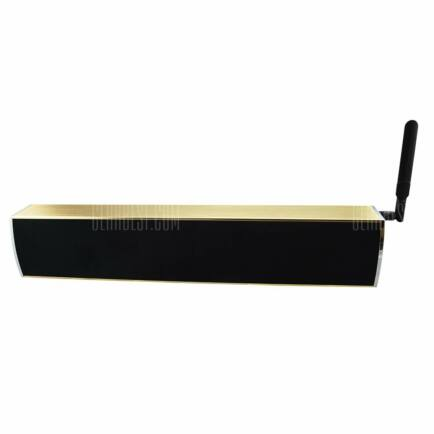 EU ECO Raktár - Mecool KS2 DVB T / T2 Android 5.1 4K TV Box Soundbar (CN) - Arany
