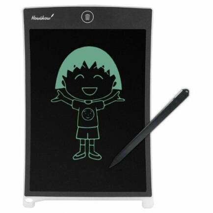 HOWSHOW 8.5 - inch Magic LCD Digitális Rajztábla - Fehér