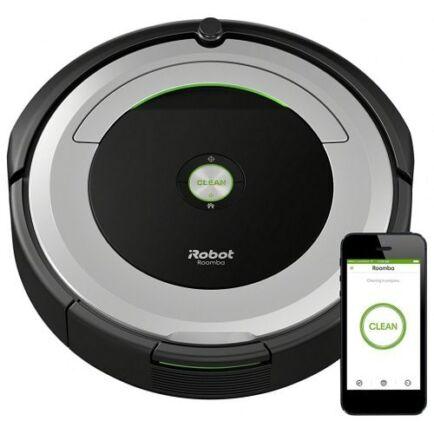 EU ECO Raktár - iRobot Roomba 694 Vákumos Robot Porsízvó - Fekete