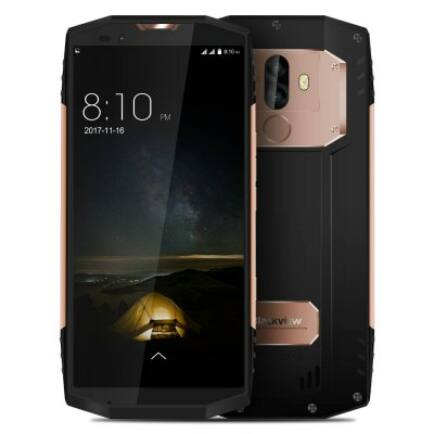 EU ECO Raktár - Blackview BV9000 Pro 4G okostelefon (HK) - Arany