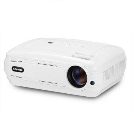 Alfawise X Projektor 3200Lm Wxga HD felbontás - Fehér