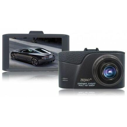 ZIQIAO JL-611 Széles Látószögű Autós Menetrögzítő DVR Kamera