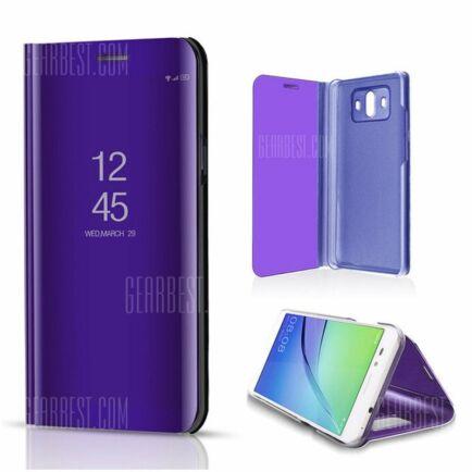 Huawei Mate 10 Pro tükör tok - lila