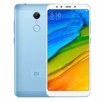EU ECO Raktár - Xiaomi Redmi 5 4G okostelefon (HK) - Kék