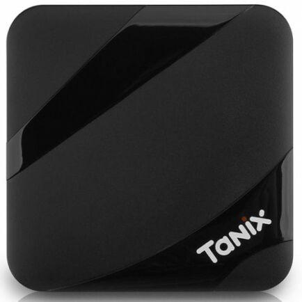 Tanix TX3 Max Android 7.1 4K TV Box - EU csatlakozó - Fekete