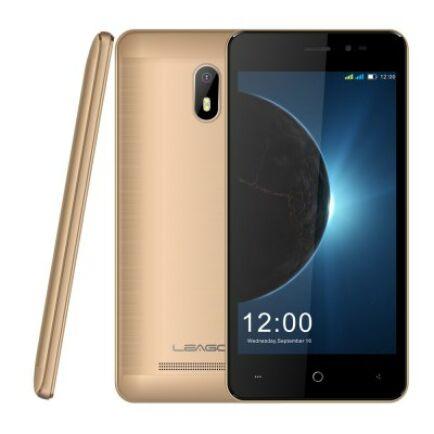EU ECO Raktár - LEAGOO Z6 3G okostelefon (HK) - Arany