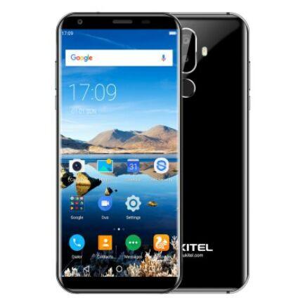 EU ECO Raktár - OUKITEL K5 4G okostelefon (HK) - Fekete