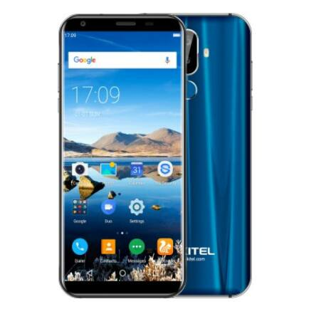 EU ECO Raktár - OUKITEL K5 4G okostelefon (HK) - Kék