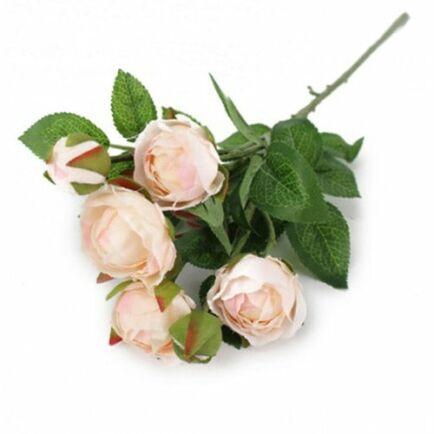 Aranyozott Rózsa Szál - Pezsgő