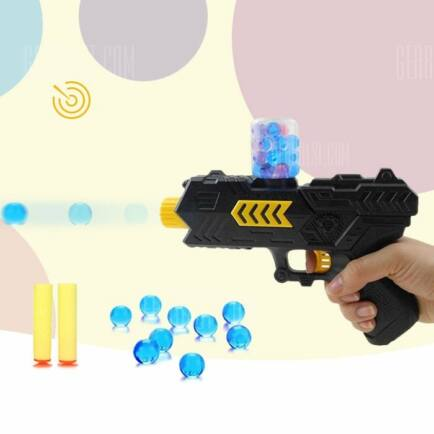 2 az 1-ben nerf gun (CN) - Fekete