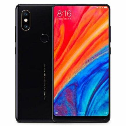 EU ECO Raktár - Xiaomi MI MIX 2S 4G okostelefon (HK) -128GB - Globális verzió - Fekete