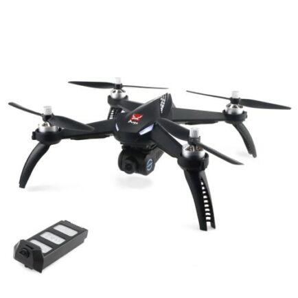 EU ECO Raktár - MJX Bugs 5W ( B5W ) WiFi FPV RC Drón - Fekete 1 Akkumulátor