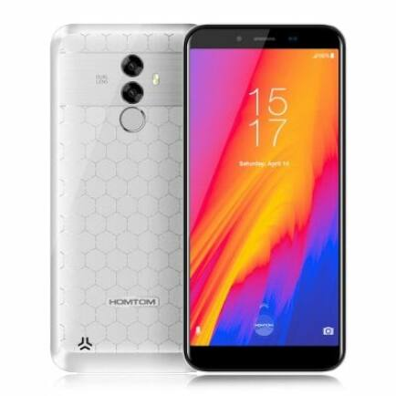 EU ECO Raktár - HOMTOM S99 4G okostelefon - Fehér
