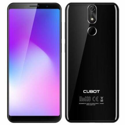 EU ECO Raktár - CUBOT POWER 4G okostelefon - Fekete