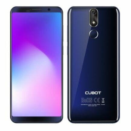 EU ECO Raktár - CUBOT POWER 4G okostelefon - Kék