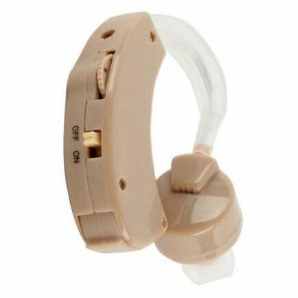 Hangerő szabályzós hallókészülék (CN) - Barna