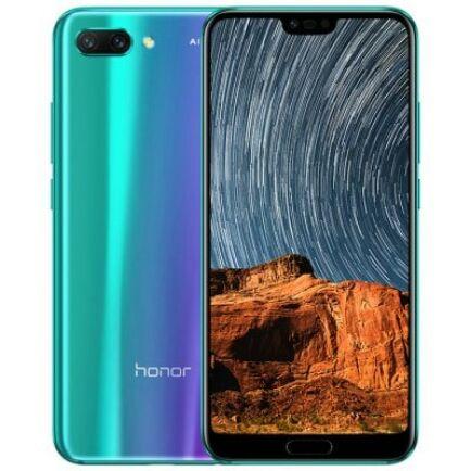 EU ECO Raktár - HUAWEI Honor 10 4G okostelefon - 4GB 128GB - Zöld