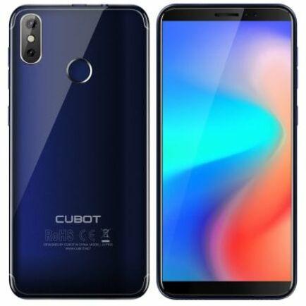 EU ECO Raktár - CubotJ3 PRO 4G okostelefon - Kék