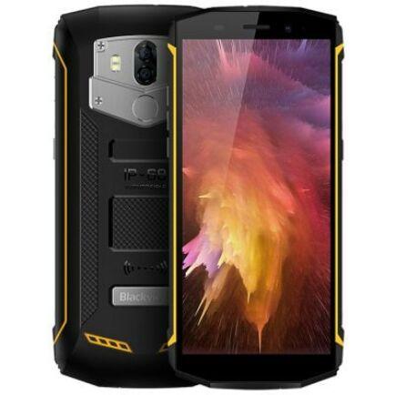 EU ECO Raktár - Blackview BV5800 PRO 4G okostelefon - Sárga