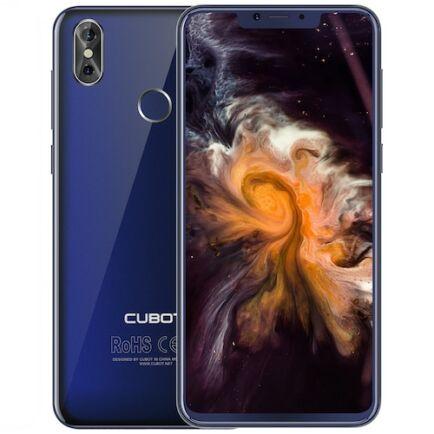 EU ECO Raktár - CUBOT P20 4G okostelefon - 4GB 64GB - Farmerkék