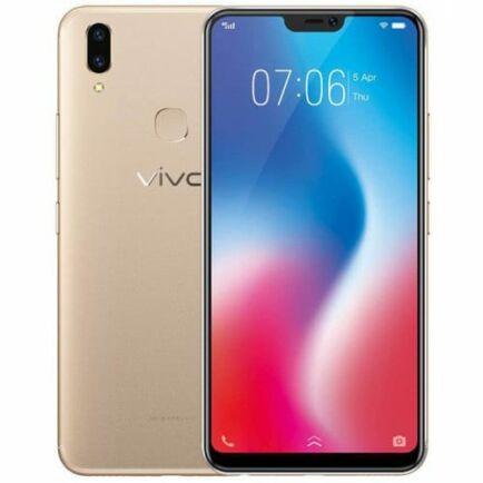 EU ECO Raktár - Vivo V9 4G okostelefon - 4GB 64GB Globális verzió - Arany