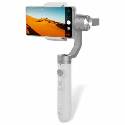 EU ECO Raktár - Xiaomi Mijia Kézi Kamera Stabilizátor - Fehér