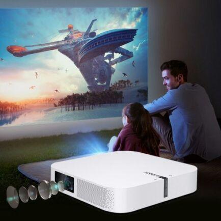 EU ECO Raktár - XGIMI Z6 Okos Projektor - Fehér