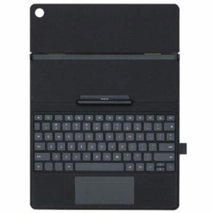 EU ECO Raktár - HUAWEI Billentyűzettel Rendelkező Tok MediaPad M5 10.8 / M5 Pro Készülékhez - Fekete