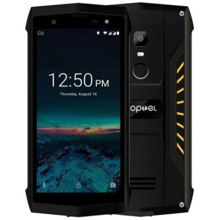 EU ECO Raktár - poptel P8 4G okostelefon - Sárga