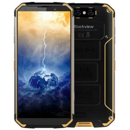 EU ECO Raktár - Blackview BV9500 4G okostelefon - Sárga