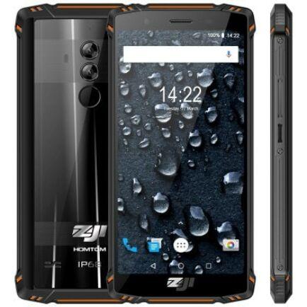 EU ECO Raktár - ZOJI Z9 4G okostelefon - Narancs
