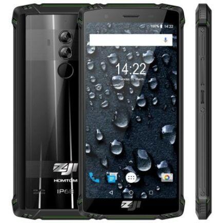 EU ECO Raktár - ZOJI Z9 4G okostelefon - Zöld