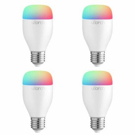 Utorch LE7 E27 WiFi okos LED égő (4db)