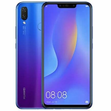 EU ECO Raktár - HUAWEI nova 3i 4G okostelefon - Lila