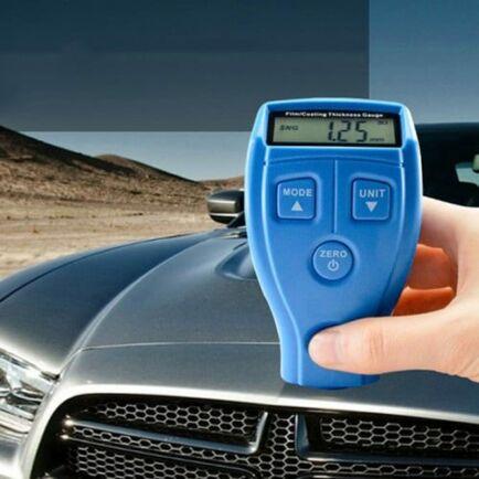 BENETECH GM200A Mini Autós Rétegvastagságmérő Festék