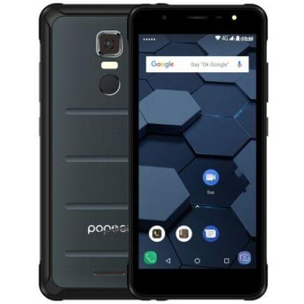 EU ECO Raktár - Poptel P10 4G okostelefon - Szürke