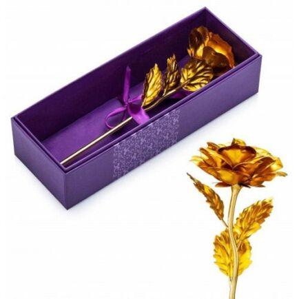 Aranyozott rózsa - Arany