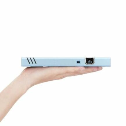 Coolux X6S ultravékony projektor (HK) - EU csatlakozó - Kék
